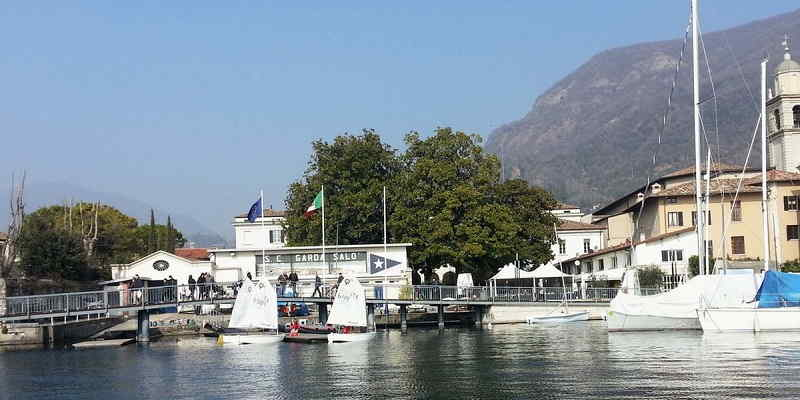Società canottieri del Garda - Vela a Salò