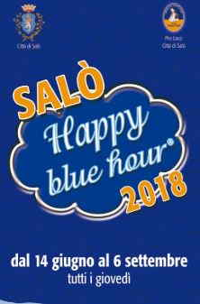 Happy Blue Hour a Salò 2018
