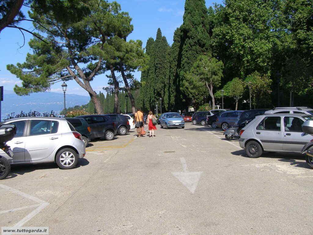 Parcheggio Spiaggia libera del Mulino a Salò (BS)
