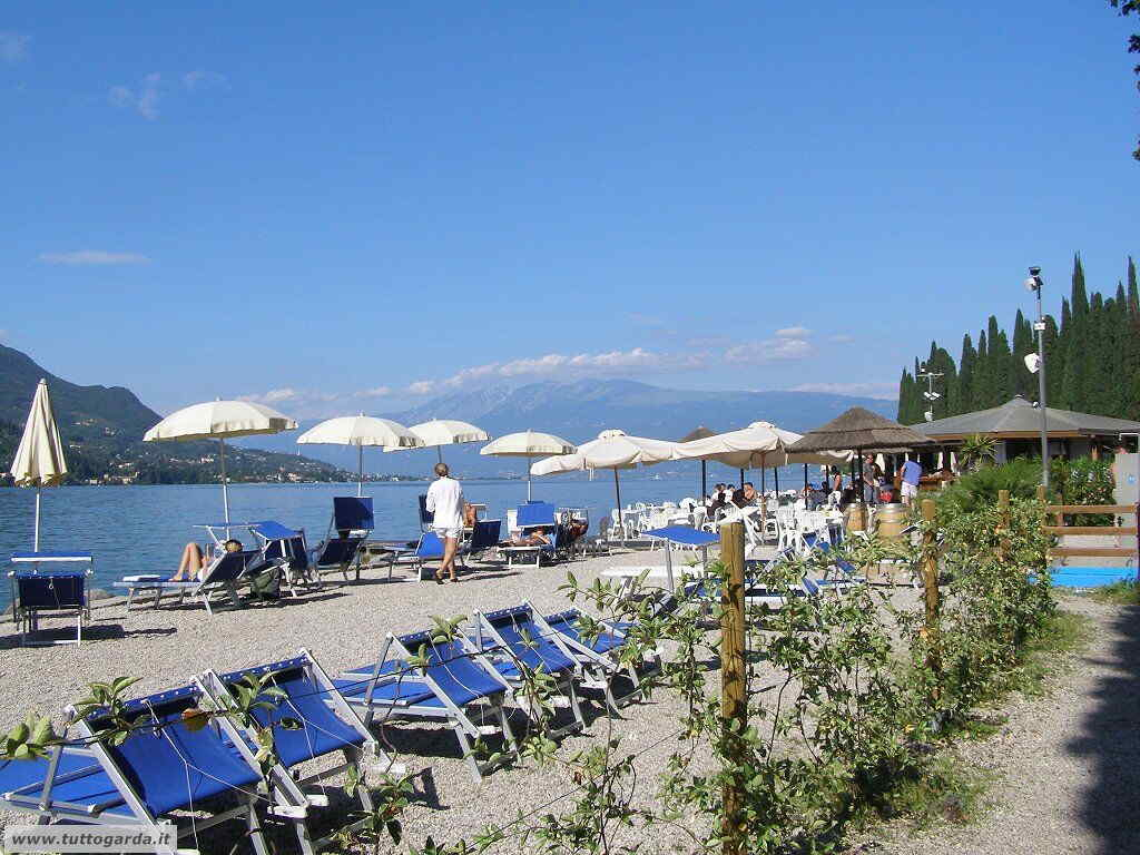 Mokai beach bar a Salò (BS)