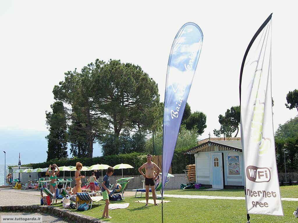 lago di Garda: Baia del Vento San felice del Benaco (BS)