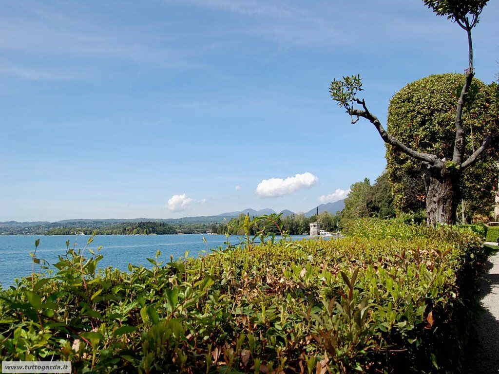 Isola del Garda foto del giardino -140.JPG