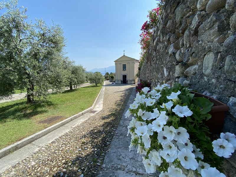 Cisano - San felice del Benaco (BS) sul Lago di Garda