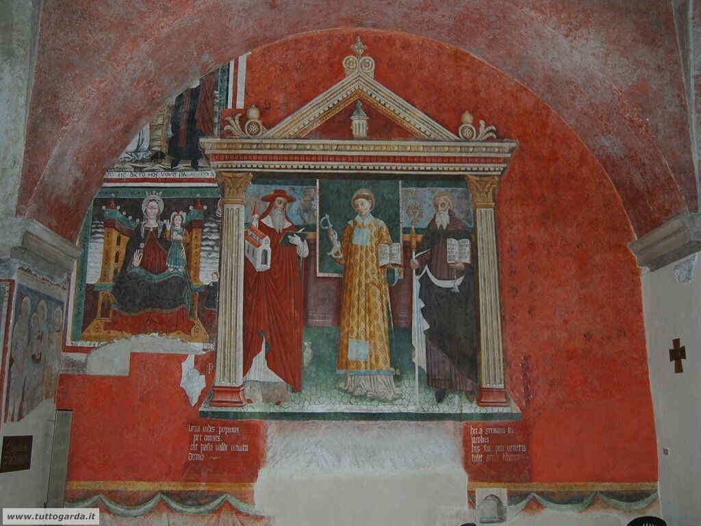 Santuario del Carmine a San Felice del Benaco (BS)