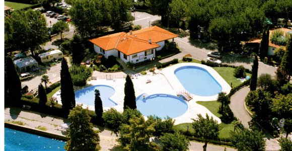 Campeggi, Camping, Bungalows a Sirmione