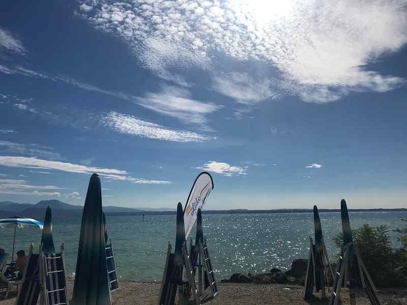 Spiaggia Lido delle Bionde di Sirmione