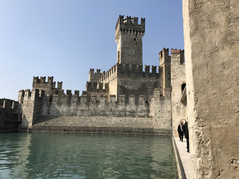 Visita al Castello e Darsena di Sirmione