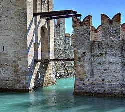 Sirmione - Ponte Levatoio