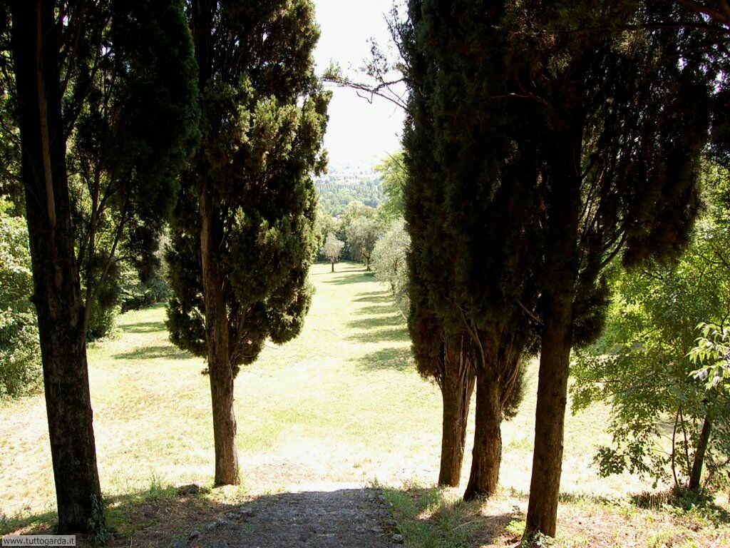 Castello di Soiano - il parco 017