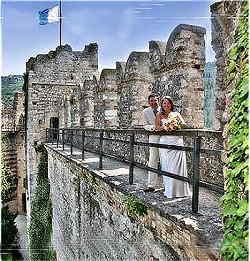 Torri del Benaco - Visita al Castello Scaligero